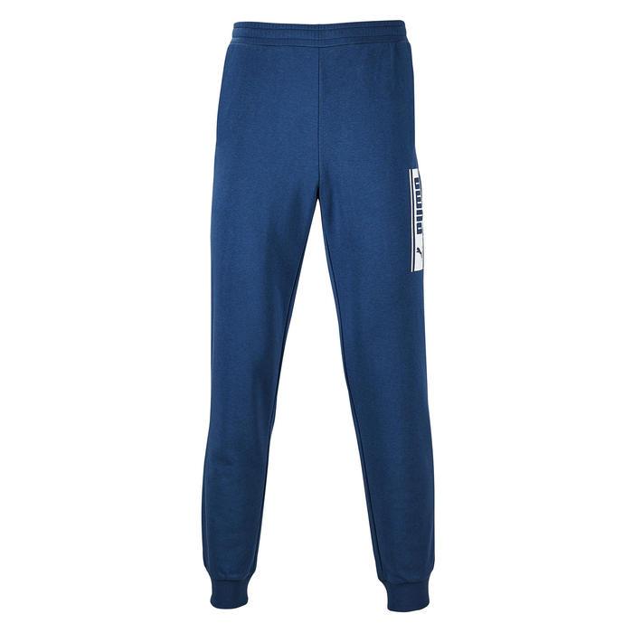 Pantalon de survetement Puma Homme 500 Bleu