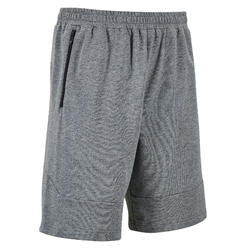 Short voor heren grijs