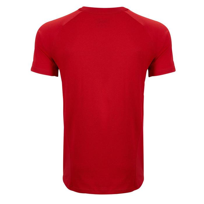 T-Shirt Puma Homme Rouge
