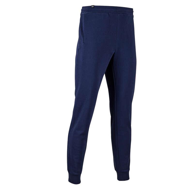 ÎMBRĂCĂMINTE VREME RECE TONIFIERE, PILATES BĂRBAȚI Imbracaminte - Pantalon PUMA 500 bărbați PUMA - Pantaloni