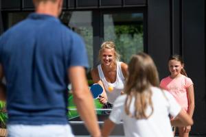 tournoi ping pong maison