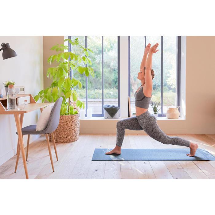 Yogamatte sanftes Yoga Essential 4mm
