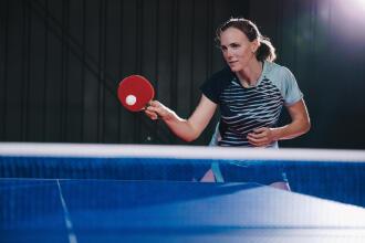 Paroles de championnes : les filles dans le monde du ping-pong