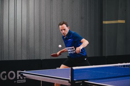 ITTF Approved Club Table Tennis Table TTT 500