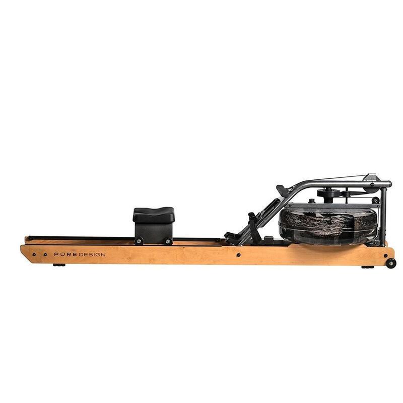 Aparat de vâslit din lemn VR2
