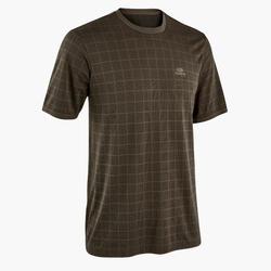 Los T-shirt Run Dry+ Feel kaki