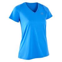 RUN DRY WOMEN'S T-SHIRT - SKY BLUE