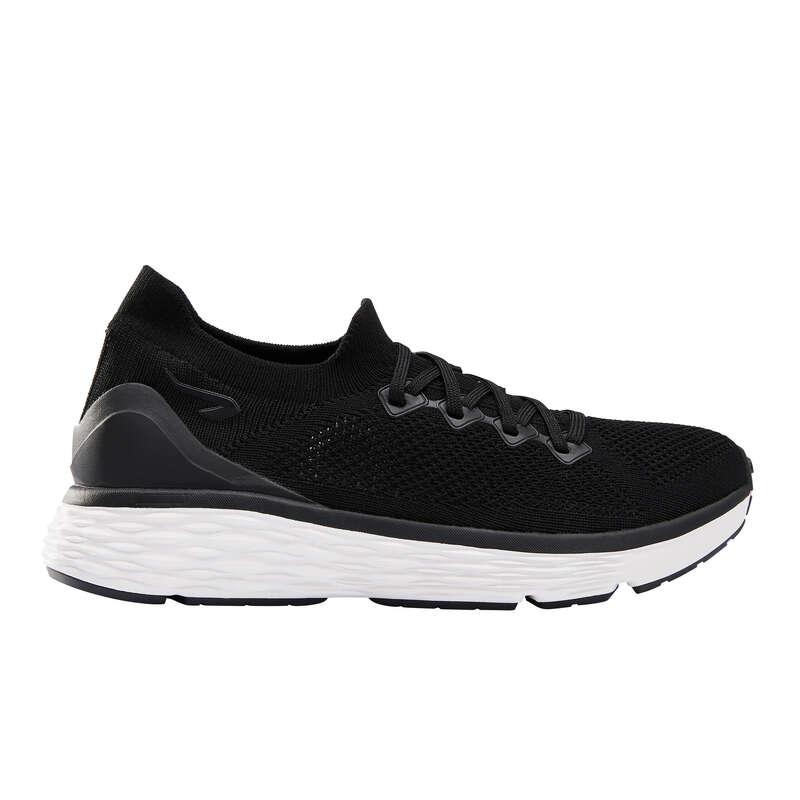 Női jogging cipő - rendszeres használatra Futás - Futócipő Comfort Knit KALENJI - Futás