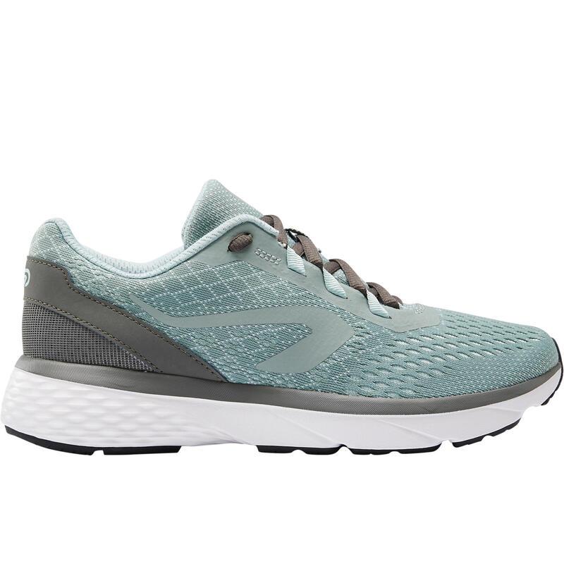 Hardloopschoenen voor dames Run Support kaki