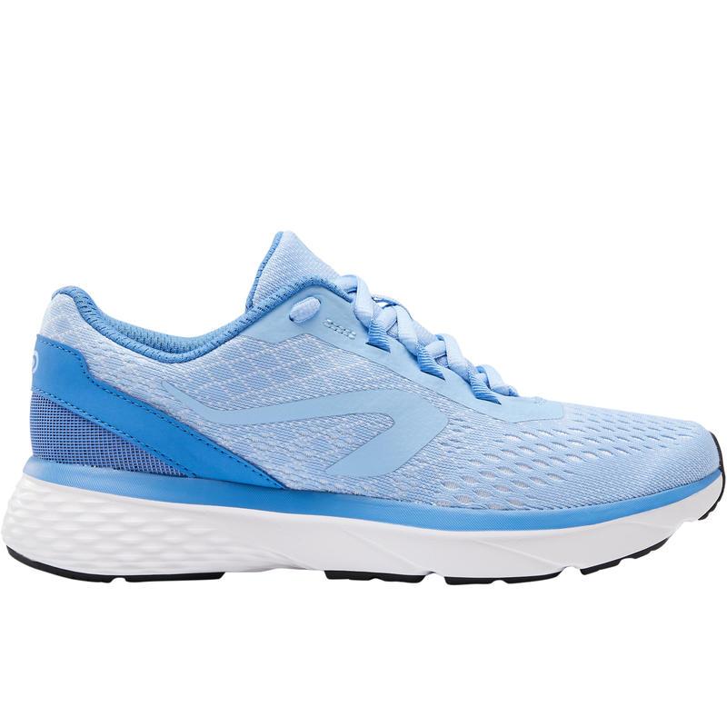 รองเท้าผู้หญิงสำหรับวิ่งรุ่น SUPPORT (สีฟ้า MARINA)