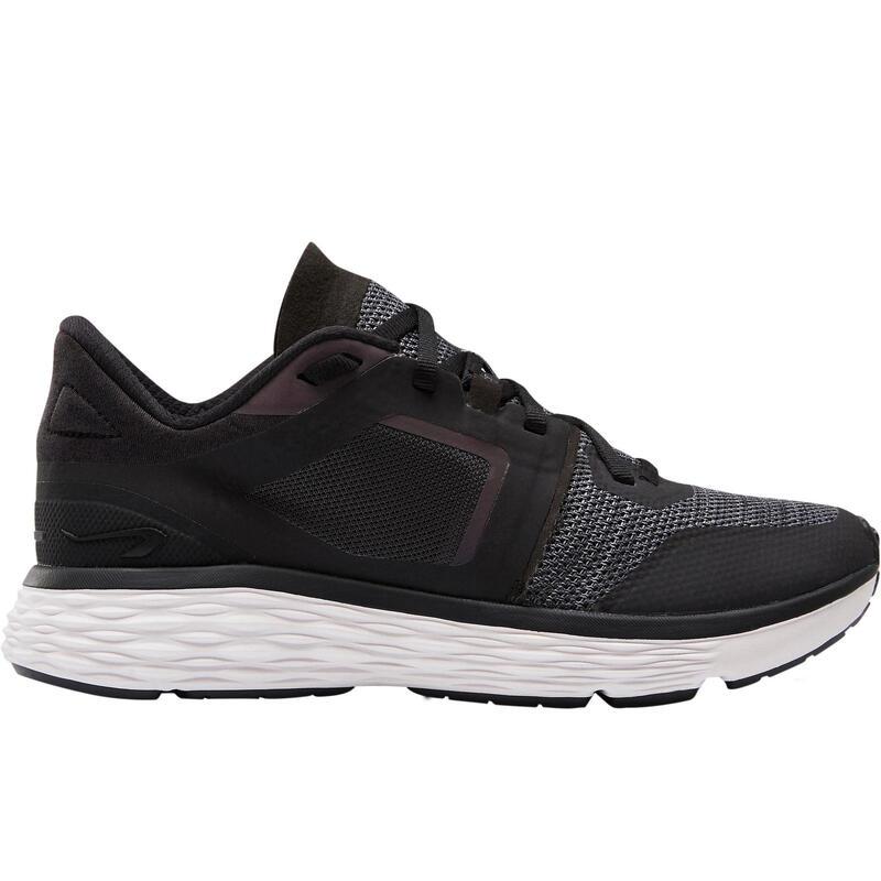 Zapatillas Running Kalenji Confort Mujer Negro