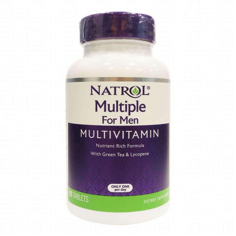 RU Natrol multivitamin Men