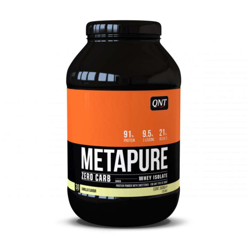 ПРОТЕИНЫ, БИОЛОГИЧ АКТИВ ДОБАВКИ Спортивное питание - RU QNT Metapure Vanilla QNT - Спортивное питание