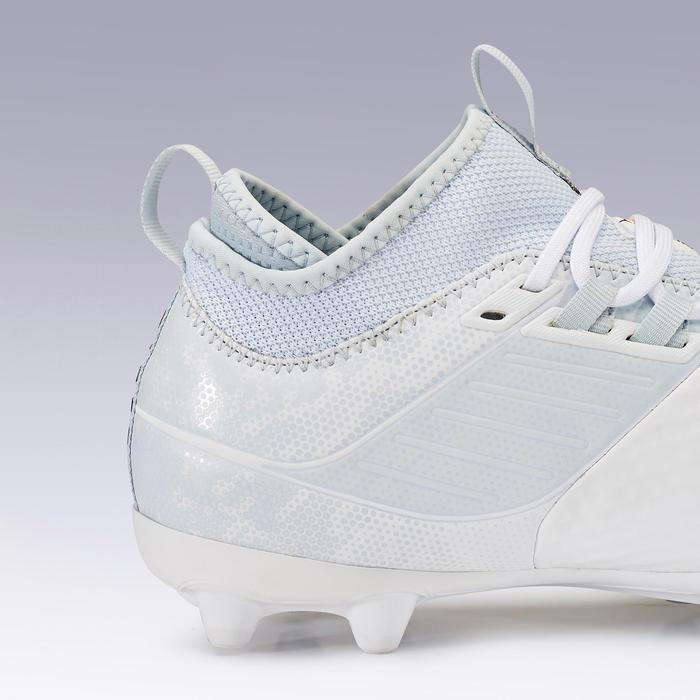 成人大釘中筒足球鞋Agility 900 Mesh MG - 白色