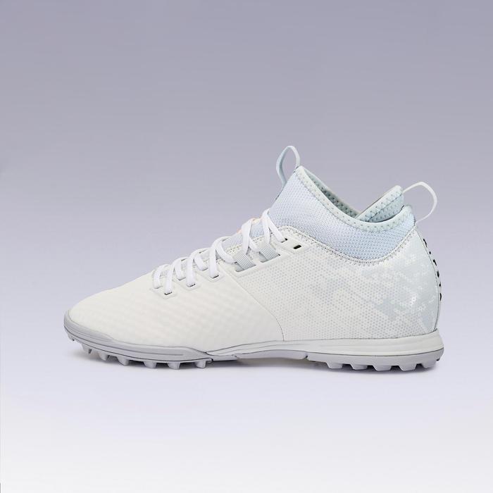 Chaussure de football adulte terrains secs Agility 900 Mesh MiD HG gris