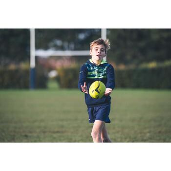 Size 3 Rugby Ball Initiation - Yellow