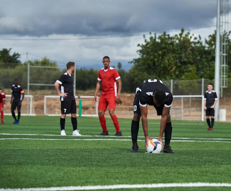 Les règles de la VAR au football