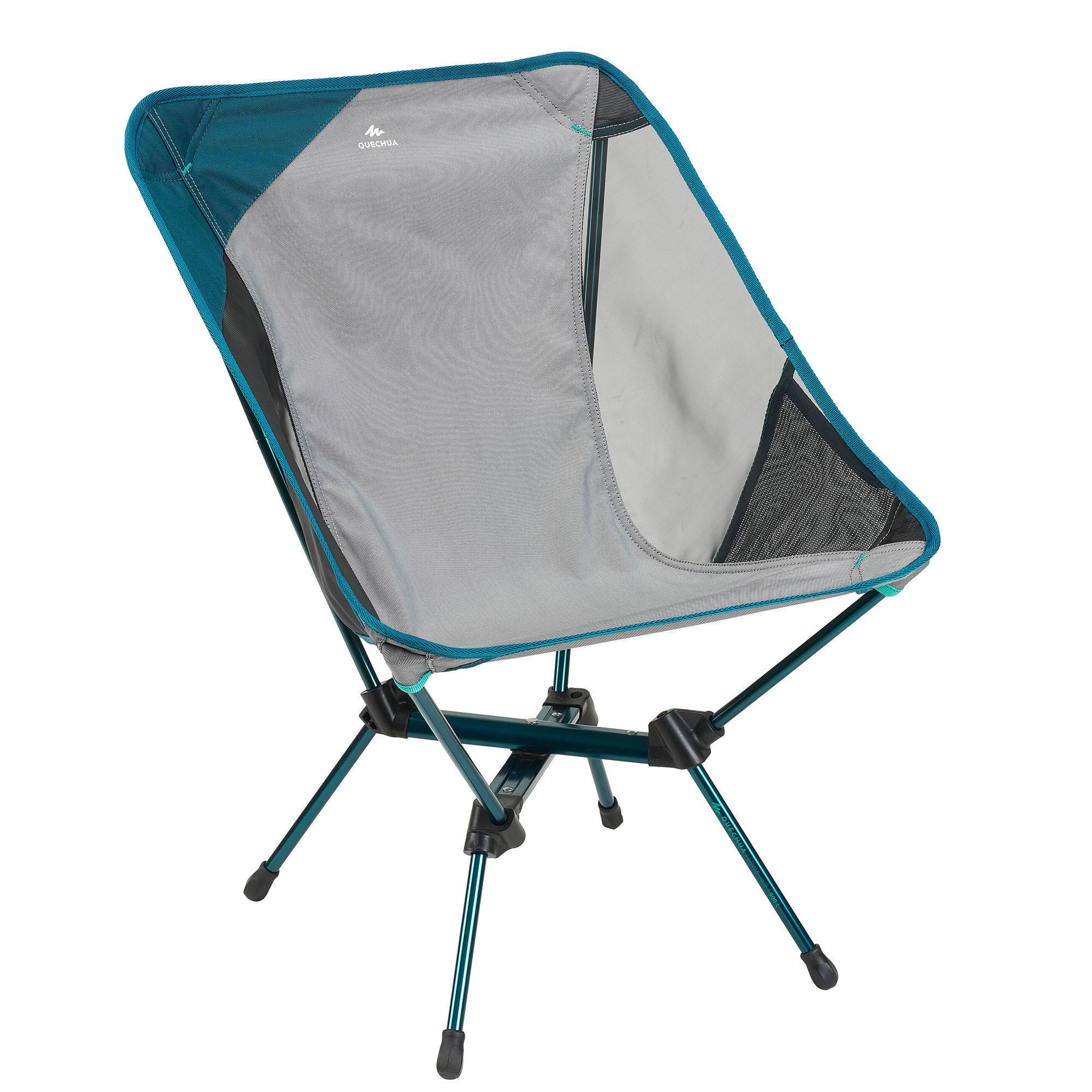Redcliffs Lit De Camping Lit de camp pliant long XXL sac de transport vert