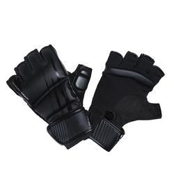 Mitones de cardio-boxing CRD 500 negros