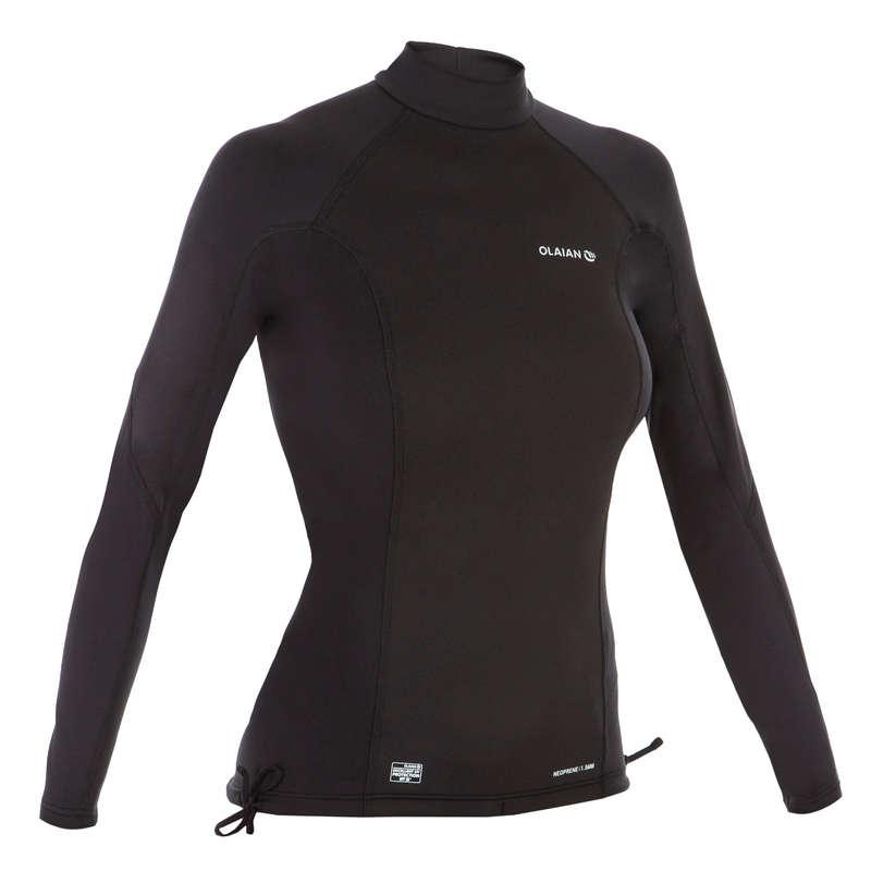 UV-Schutz Damen Damenbekleidung - UV-Shirt Neotherl Damen OLAIAN - Oberbekleidung Damen