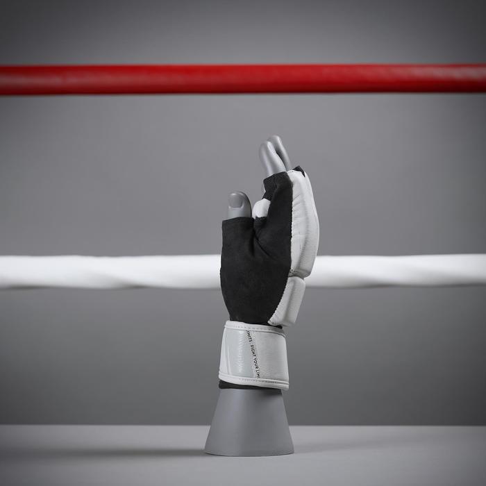 Mitaines de cardio-boxing CRD 100 grises