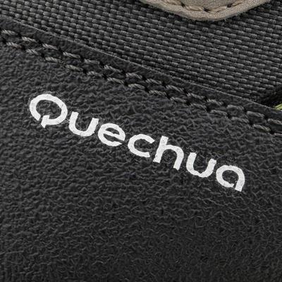 حذاء MH500 Mid للأطفال مقاوم للماء للمشي مسافات طويلة – لون بني