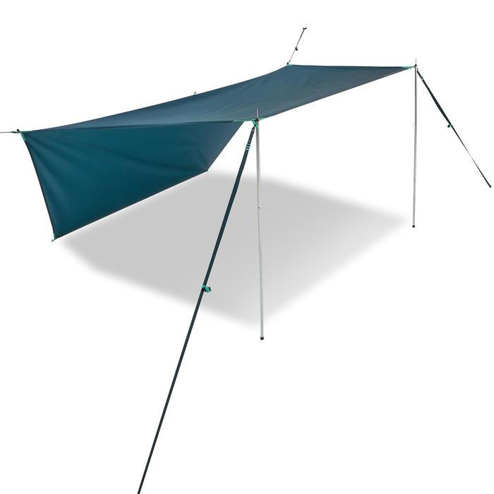 Schutzplane Camping Tarp Multifunktion