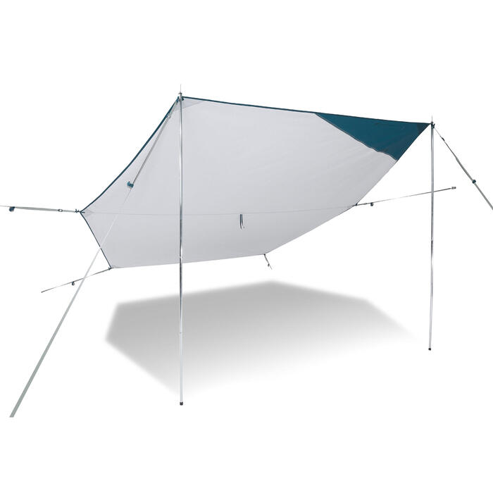 MULTIFUNCTION TARP CAMPING SHELTER - FRESH