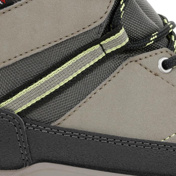 Chaussures de randonnée montagne enfant MH500 mid imperméable - 179522