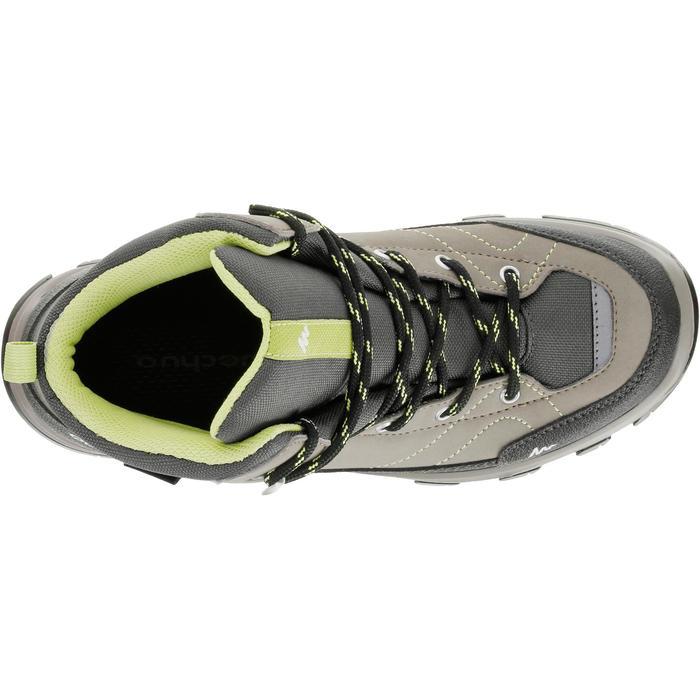 Chaussures de randonnée enfant Forclaz 500 Mid imperméables - 179525