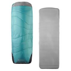 SAC DE COUCHAGE 2 EN 1 - SLEEPIN BED MH500 5°C L