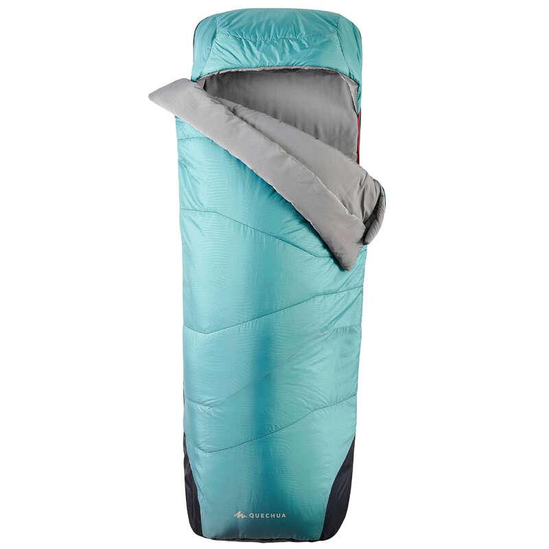 TOM Camping - S'BED MH500 5 °C L QUECHUA - Sovsäckar och Madrasser