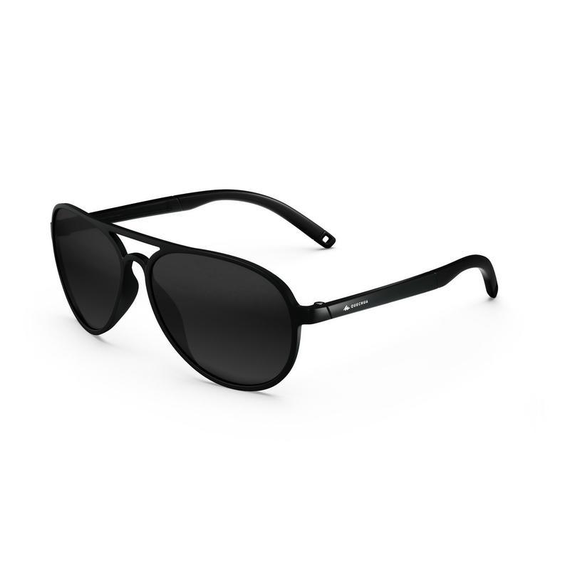 Yetişkin Güneş Gözlüğü - Siyah / Polarize Camlı - 3. Kategori - MH120A