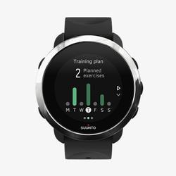 Suunto 3 Fitness Black Reloj GPS Pulsómetro Multideporte