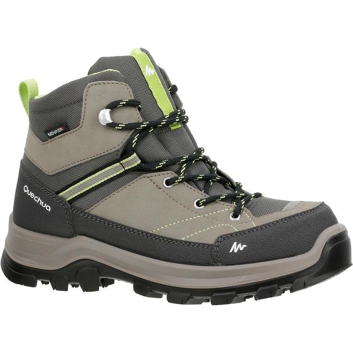 b0a501a1756 Quechua Waterdichte hoge wandelschoenen voor kinderen MH500 | Decathlon