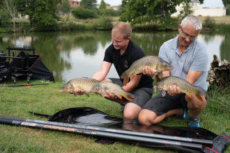 Carp fishing: How do I maximise my chances of catching fish?