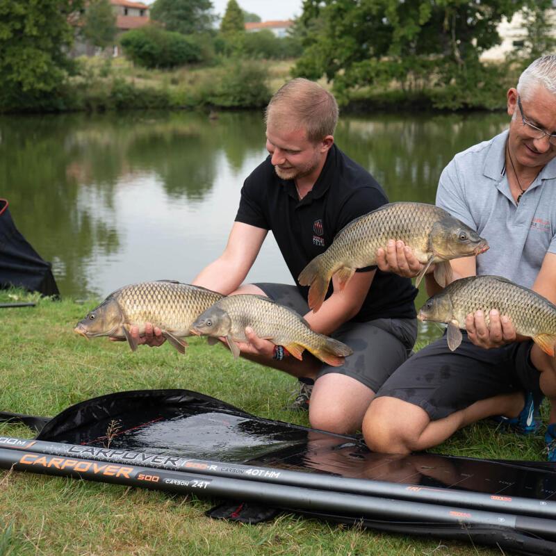 Carp fishing: How do I maximise my chances of catching fish?