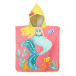 CN Poncho 500 Small - Mermaid