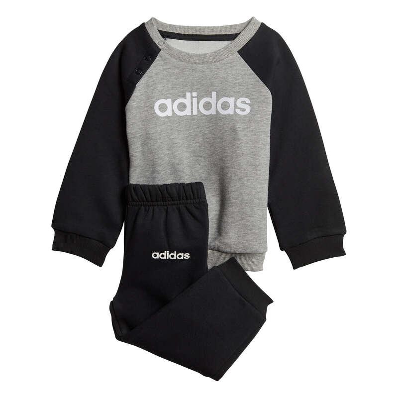 KLÄDER FÖR GYMNASTIK, BABY Fitness - Träningsoverall ADIDAS - Fitnesskläder