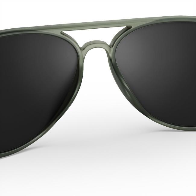 Sunglasses MH120A Cat 3 - Black/Khaki
