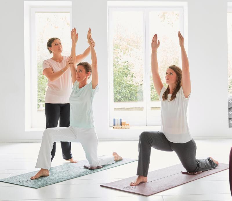 yoga pad pourquoi utiliser