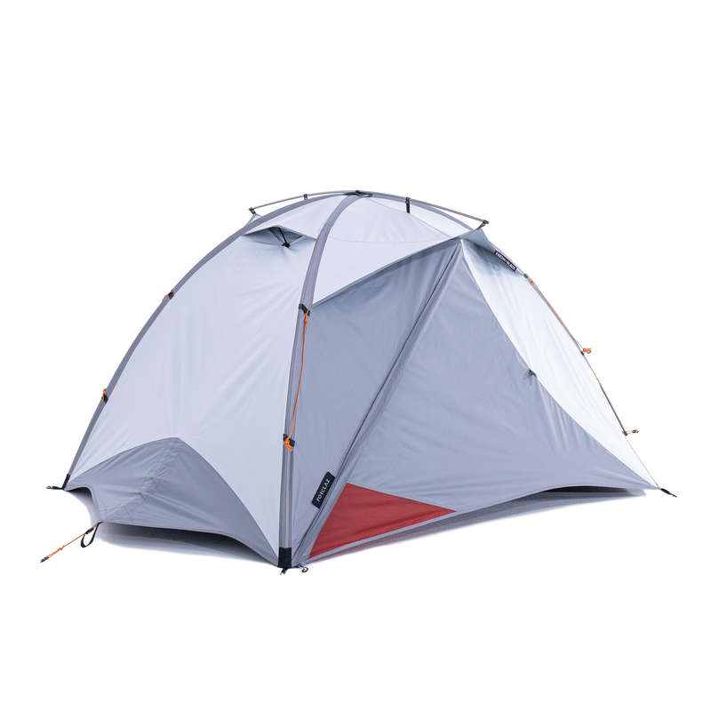 TENTS, TENTS ACCESSORIES TREK Trekking - 2-Person Tent Trek 500 F&B FORCLAZ - Trekking