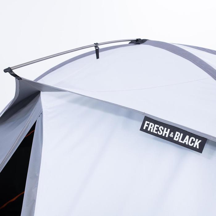 Koepeltent Trek 500 Fresh & Black - 2 personen - 3 seizoenen