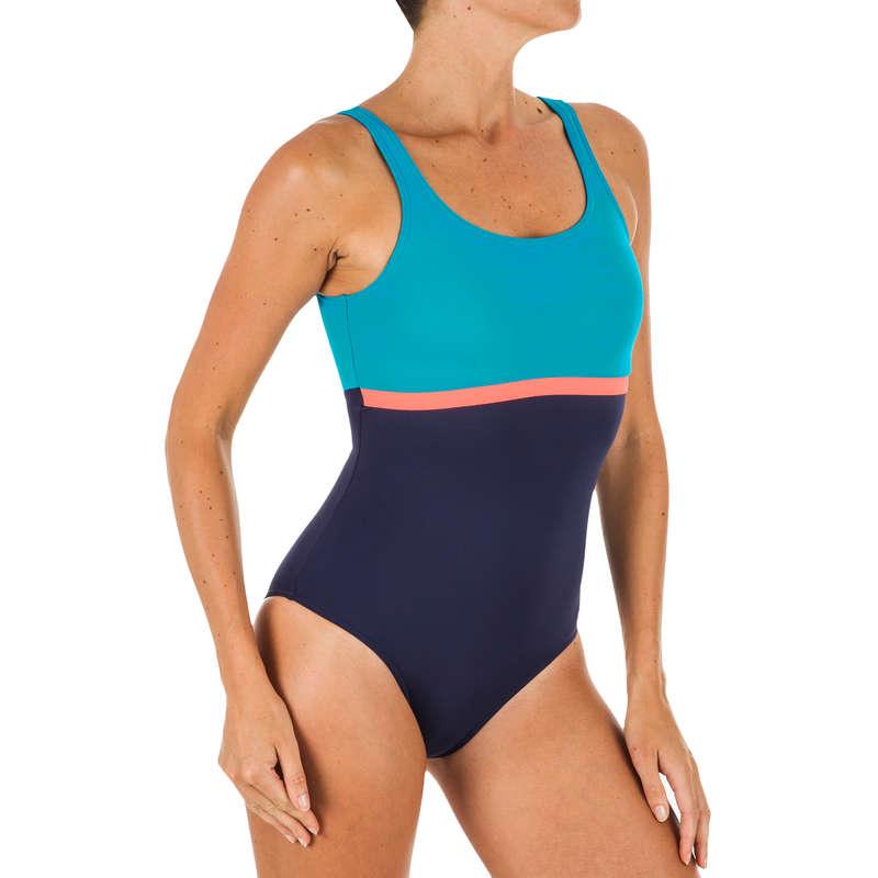Costume Heva Li Blu Nabaiji Costumi Nuoto Donna Sport In Piscina