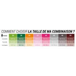 COMBINAISON NATATION EAU LIBRE NÉOPRÈNE HOMME SANS MANCHE OWS 500 2/2 mm