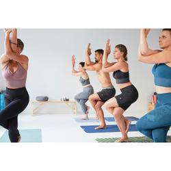 Women's Dynamic Yoga Shorts - Black