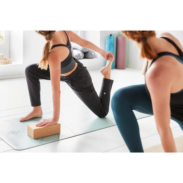 動態旅行瑜珈墊 + 3mm - 綠色