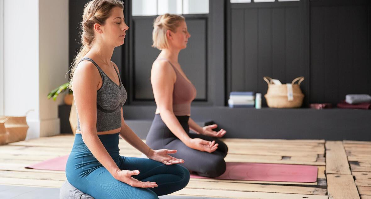 le sport bon pour le moral la méditation