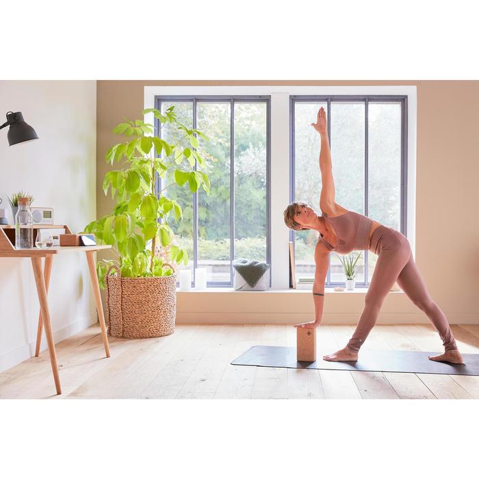 Yogablok kurk milieuvriendelijk