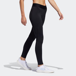 Legging cardiofitness dames zwart